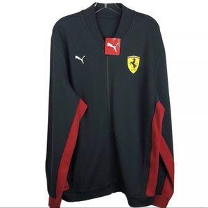 Puma Scuderia Ferrari Bomber Track Jacket XL